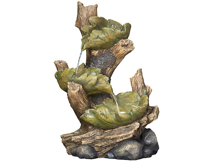 Leaf & Branch Fountain, , large