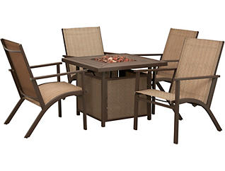 Catskill 5PC Firepit Set, , large