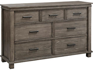 Glacier Bay 7 Drawer Dresser, , large