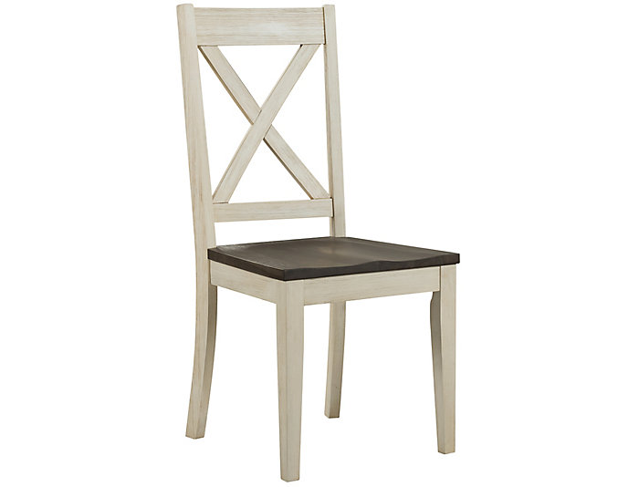 Huron X-Back Chair - Chalk, , large