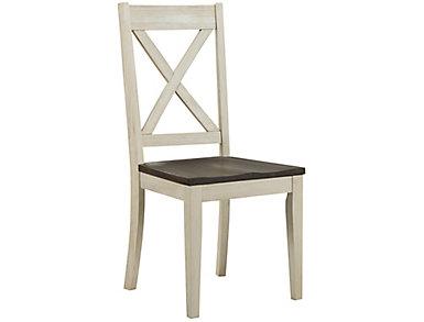 Huron X-Back Chair - Chalk, , large