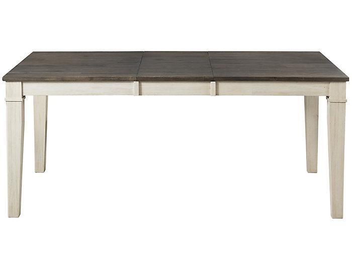 Huron Leg Table - Chalk, , large
