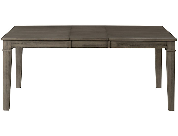 Huron Leg Table - Grey, , large