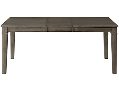 Huron Leg Table - Grey, , large