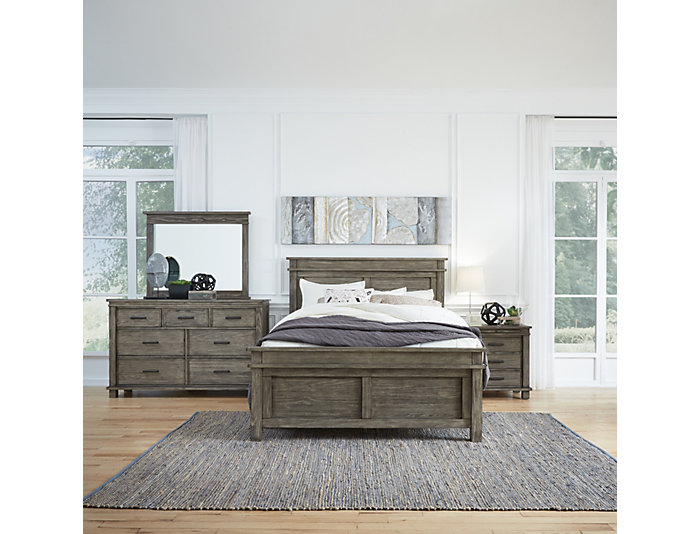 Glacier Bay Queen 3 Piece Bedroom Set | Art Van Home