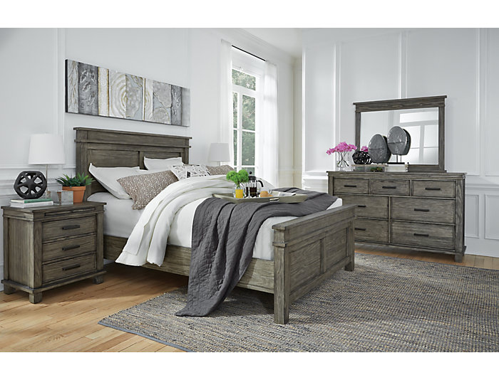 Glacier Bay Queen 3 Piece Bedroom Set | Art Van Home