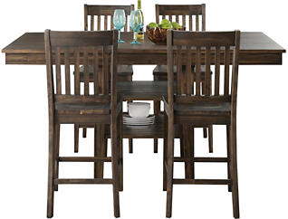 Huron Gathering 5PC Set-Slat, , large