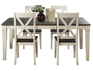 Oak Park 5 Piece Gathering Set