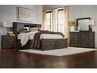 Glacier Bay 3 Piece Bedroom Set