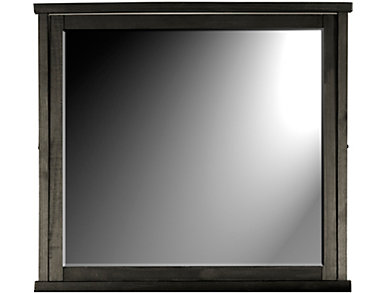 Sun Valley Charcoal Mirror, , large