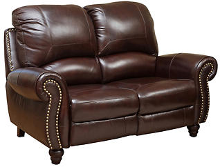 Tulsa Pushback Loveseat, , large