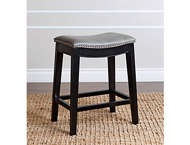Rivoli Grey Counter Stool, , large