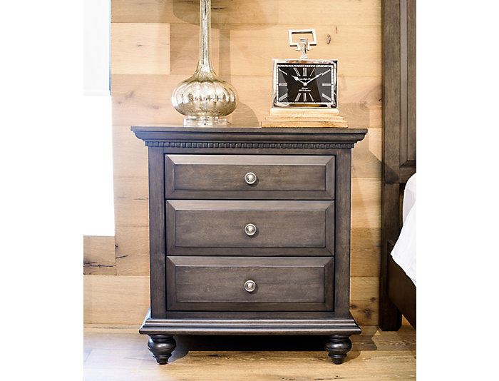 Marseilles City Nightstand, , large