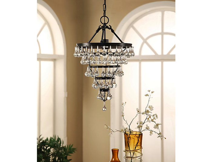 Tiffany Small Chandelier, , large