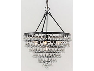 Tiffany Large Chandelier, , large