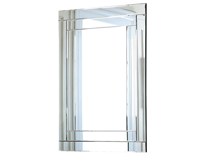 Fairmont Rectangle Wall Mirror, , large