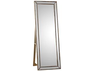 Cosmo Rectangle Floor Mirror, , large