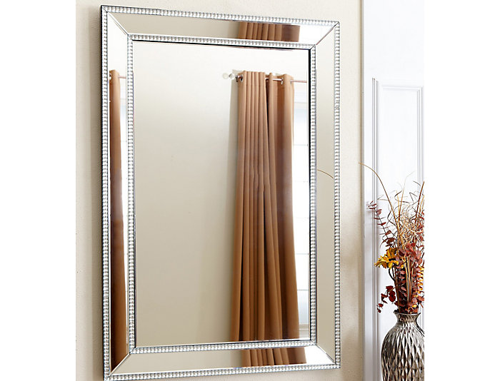 Venice Rectangle Wall Mirror, , large