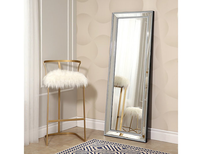 Venice Rectangle Floor Mirror, , large