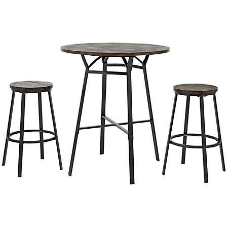 shop bar table and 2 stools main
