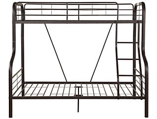 Cairo Twin Over Full Bunk Bed, , large
