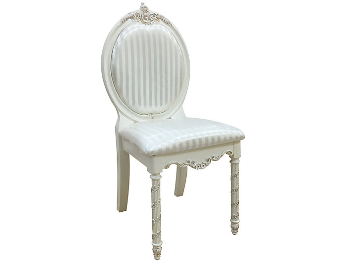Pearl White Chair, , large