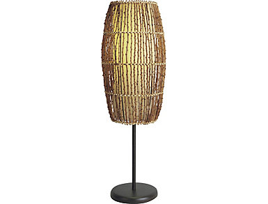 Bamboo Table Lamp, , large