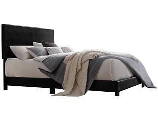 Lien Black Queen Bed, , large