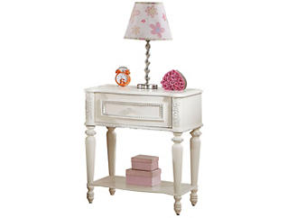 Dorothy 1 Drawer Nightstand, , large