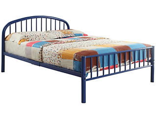 Cailyn Blue Twin Bed, , large