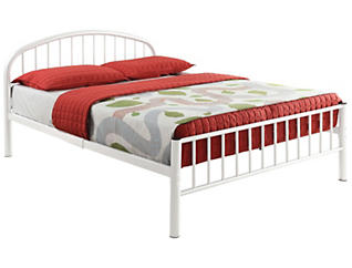 Cailyn White Twin Bed, , large