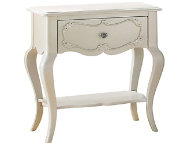 shop Edalene-Pearl-White-Nightstand