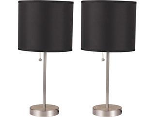 Vassy Table Lamp Set of 2,, , large