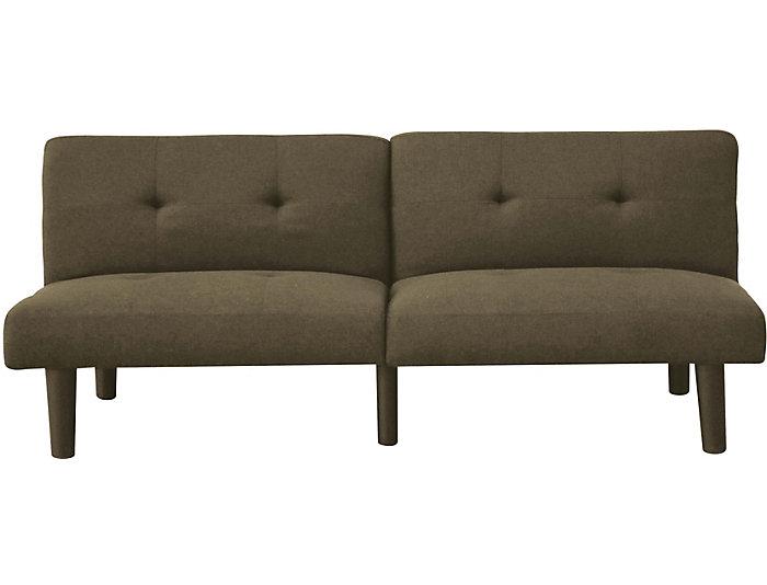 Pepperwood Sofa, Green, Green, large