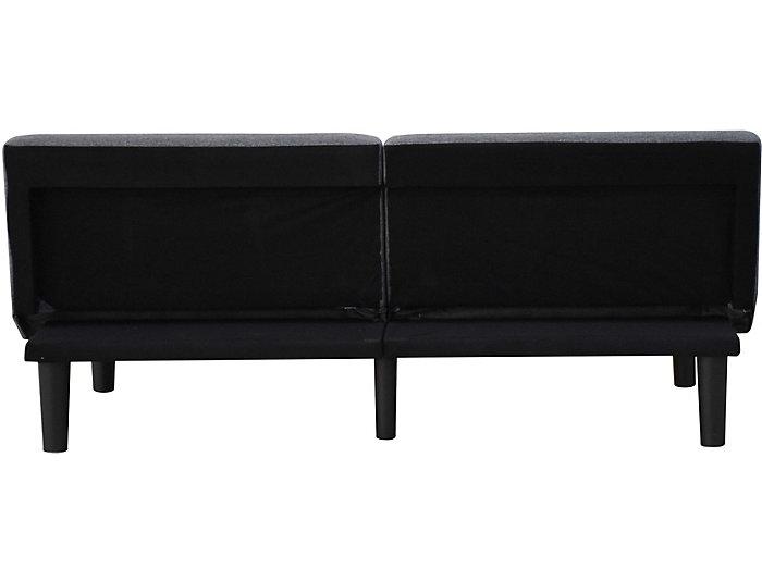 Pepperwood Sofa, Grey, Grey, large