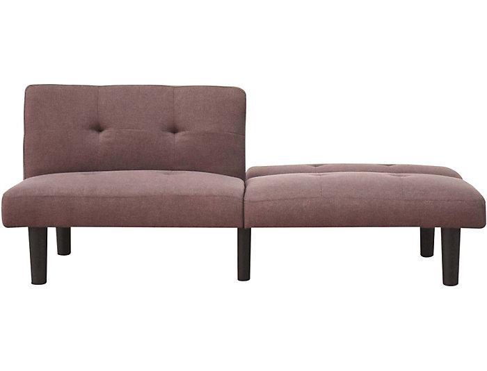 Pepperwood Sofa, Brown, Brown, large