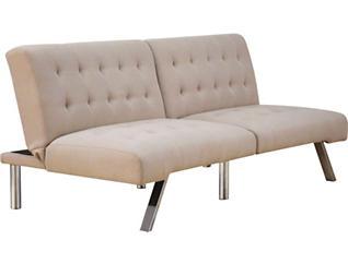 Bishop Adjustable Sofa, Beige, large