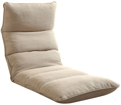 Morris Floor Chair, Taupe, swatch