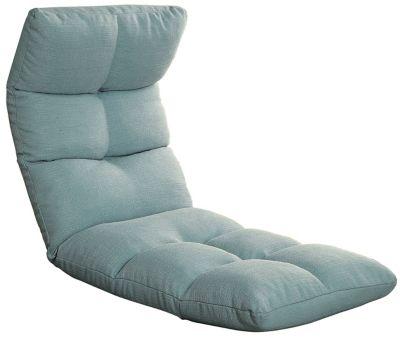 Morris Floor Chair, Teal, swatch