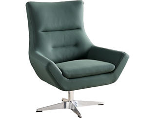 Starla Accent Chair, Green, , large