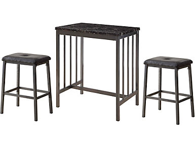 Whistler 3 Piece Counter Set, , large