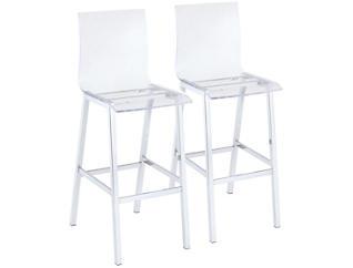 Nadie Bar Chair  Set of 2, , large