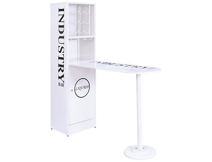 Mant Bar Table and Cabinet, , large
