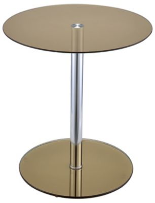 Halley End Table, Grey, swatch