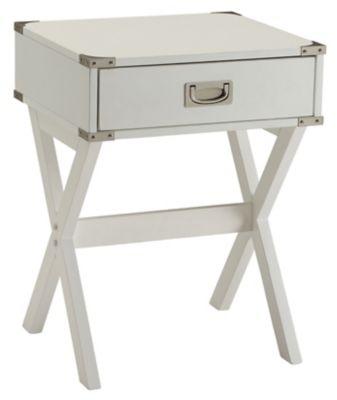 Rowan Trunk End Table Art Van Furniture