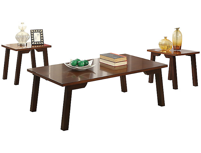 Manju 3 Piece Table Set, , large