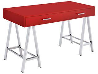 Coleen Red Desk, , large
