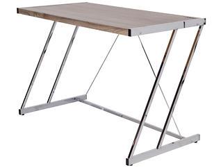 Finis Oak Desk W/ USB Dock, , large