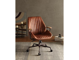 Hamilton Cocoa Office Chair, , large