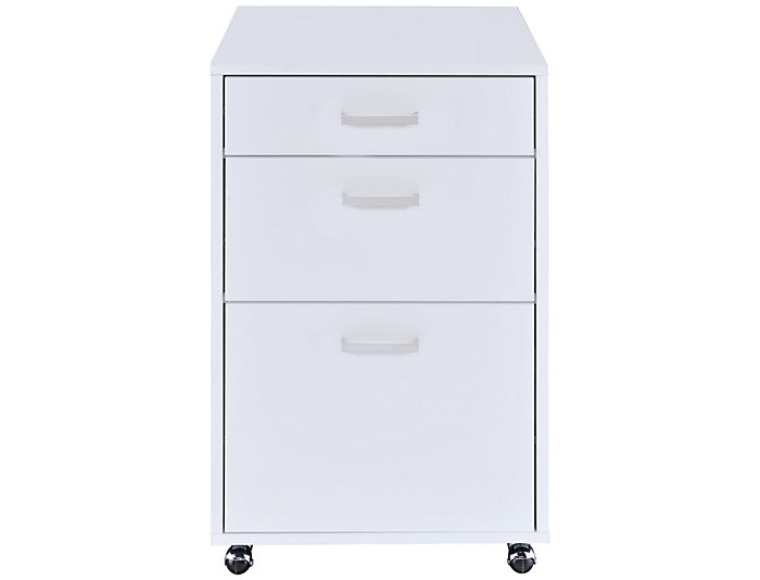 Coleen White File Cabinet, , large